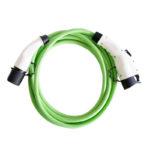 Тип 2 Към Тип 1 кабел за зареждане на електромобили – монофазен 32А.